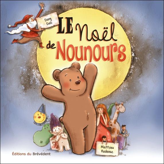 Couv noel nounours1